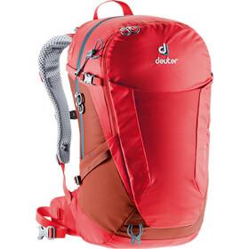 deuter Futura 24 Backpack chili/lava